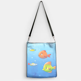 Thumbnail image of Fish Handbag, Live Heroes