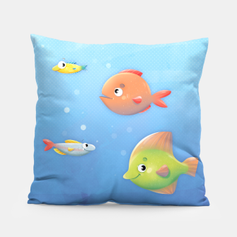 Thumbnail image of Fish Pillow, Live Heroes