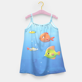 Miniature de image de Fish Girl's Dress, Live Heroes