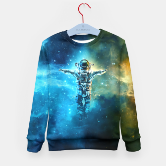 Miniaturka Cosmic Dreams Kid's Sweater, Live Heroes