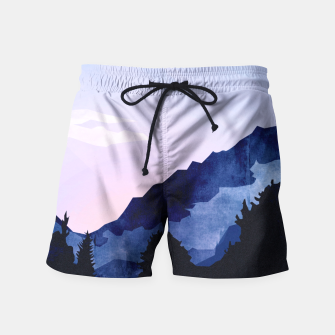 Miniatur Sunny Rise Badeshorts, Live Heroes
