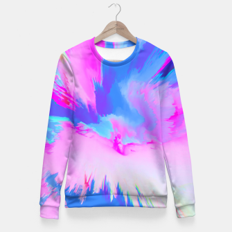 Thumbnail image of Ooze Fitted Waist Sweater, Live Heroes