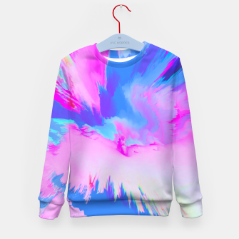Thumbnail image of Ooze Kid's Sweater, Live Heroes
