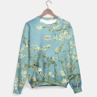 ALMOND BLOSSOM BY ViNCENT VAN GOGH Sweater thumbnail image