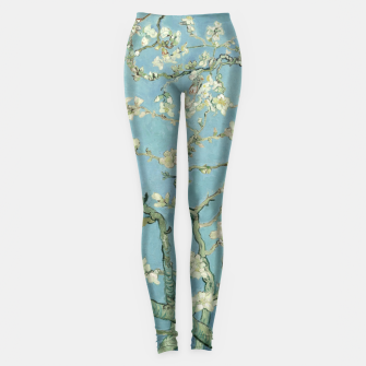 ALMOND BLOSSOM BY ViNCENT VAN GOGH Leggings thumbnail image