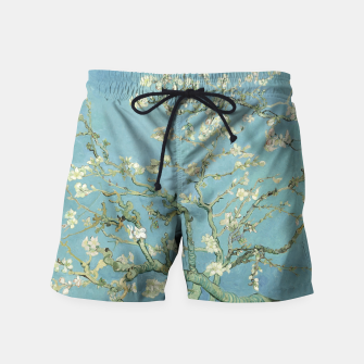 ALMOND BLOSSOM BY ViNCENT VAN GOGH Swim Shorts thumbnail image