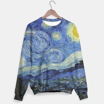 STARRY NiGHT BY ViNCENT VAN GOGH Sweater thumbnail image
