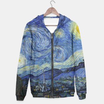 STARRY NiGHT BY ViNCENT VAN GOGH Hoodie thumbnail image