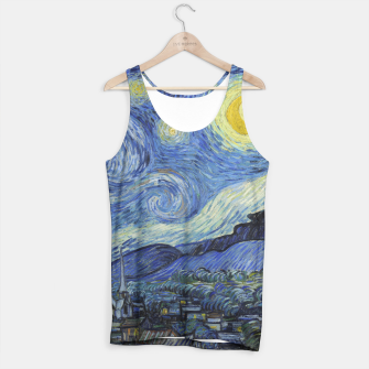 STARRY NiGHT BY ViNCENT VAN GOGH Tank Top thumbnail image