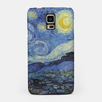 STARRY NiGHT BY ViNCENT VAN GOGH Samsung Case thumbnail image