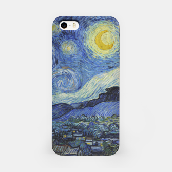 STARRY NiGHT BY ViNCENT VAN GOGH iPhone Case thumbnail image