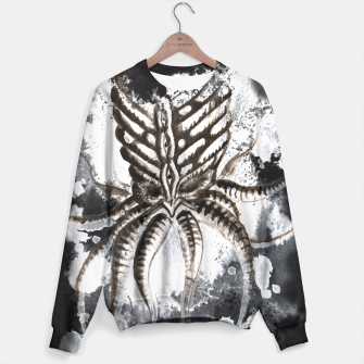 Thumbnail image of Cthulhu Dark Sweater, Live Heroes
