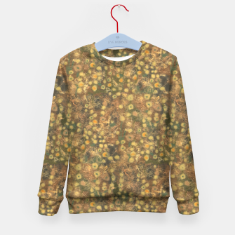 Miniaturka Golden Meadow  Kid's Sweater, Live Heroes