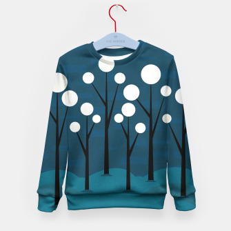 Miniaturka Moon Forest Kid's Sweater, Live Heroes