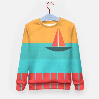 Miniaturka Summer Heat Kid's Sweater, Live Heroes