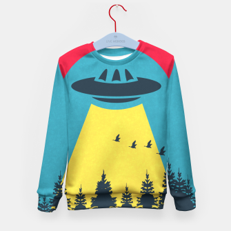 Miniaturka Visiteurs Kid's Sweater, Live Heroes