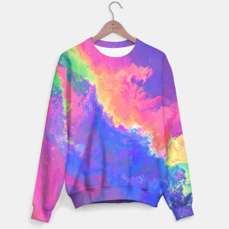 Thumbnail image of Chasin' Colors Sweater, Live Heroes