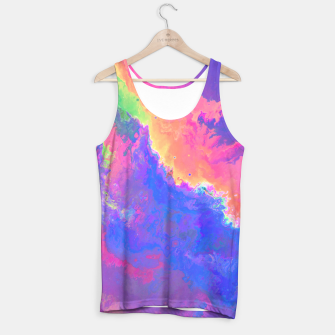 Thumbnail image of Chasin' Colors Tank Top, Live Heroes