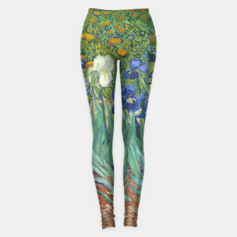 iRiSES BY ViNCENT VAN GOGH Leggings thumbnail image