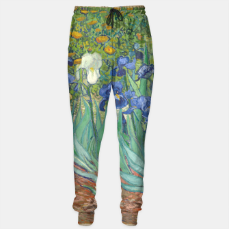 iRiSES BY ViNCENT VAN GOGH Sweatpants thumbnail image