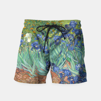 iRiSES BY ViNCENT VAN GOGH Swim Shorts thumbnail image