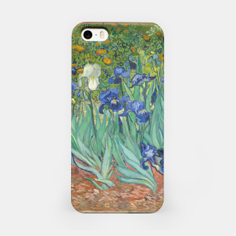 iRiSES BY ViNCENT VAN GOGH iPhone Case thumbnail image