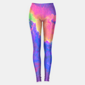 Thumbnail image of Chasin' Colors Leggings, Live Heroes