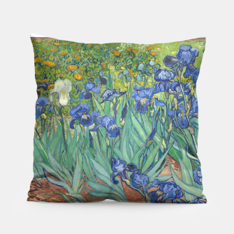 iRiSES BY ViNCENT VAN GOGH Pillow thumbnail image