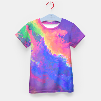 Thumbnail image of Chasin' Colors Kid's T-shirt, Live Heroes