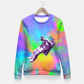 Thumbnail image of Floating Fitted Waist Sweater, Live Heroes