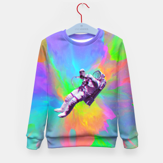 Thumbnail image of Floating Kid's Sweater, Live Heroes