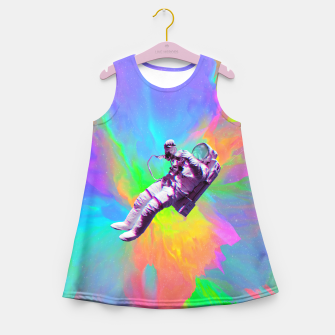 Thumbnail image of Floating Girl's Summer Dress, Live Heroes