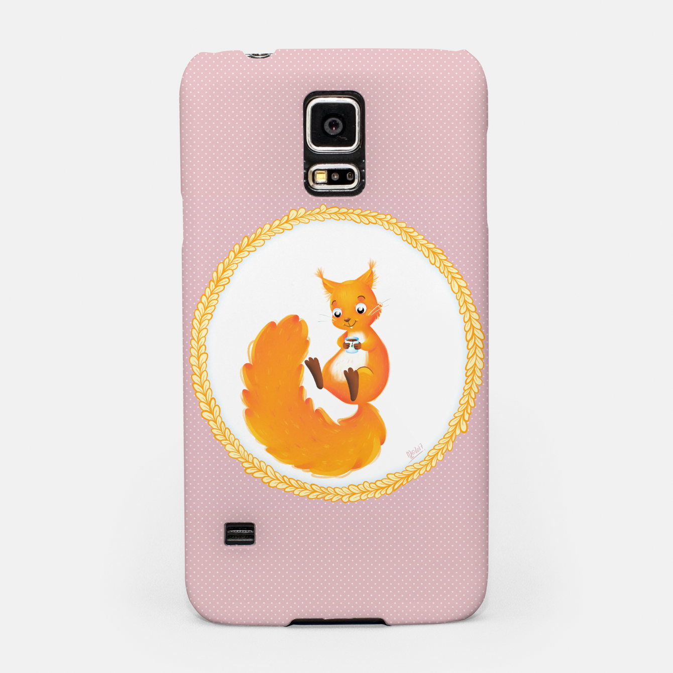Image of Tea Time Samsung Case - Live Heroes