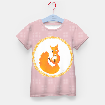 Tea Time Kid's T-shirt thumbnail image