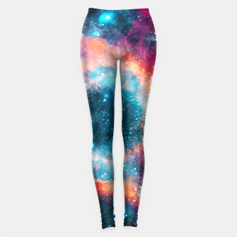 Miniaturka The Great of Nebula Leggings, Live Heroes