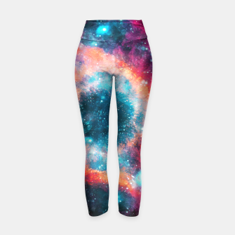 Thumbnail image of The Great of Nebula Yoga Pants, Live Heroes