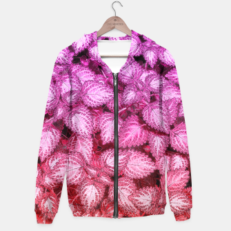 Thumbnail image of Lovely Leaves Hoodie, Live Heroes