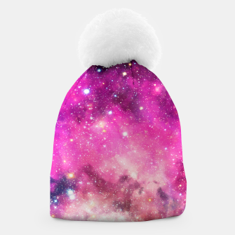 Thumbnail image of Pink Space Beanie, Live Heroes
