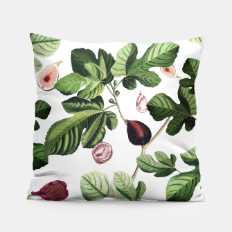 Thumbnail image of Figs white Pillow, Live Heroes