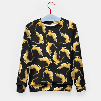 Thumbnail image of Tiger Kid Sweater, Live Heroes