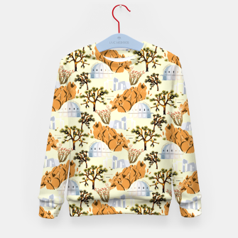 Thumbnail image of Joshua Tree Kid Sweater, Live Heroes