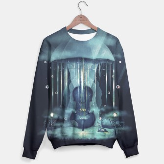Thumbnail image of East Wind Sweatshirt, Live Heroes