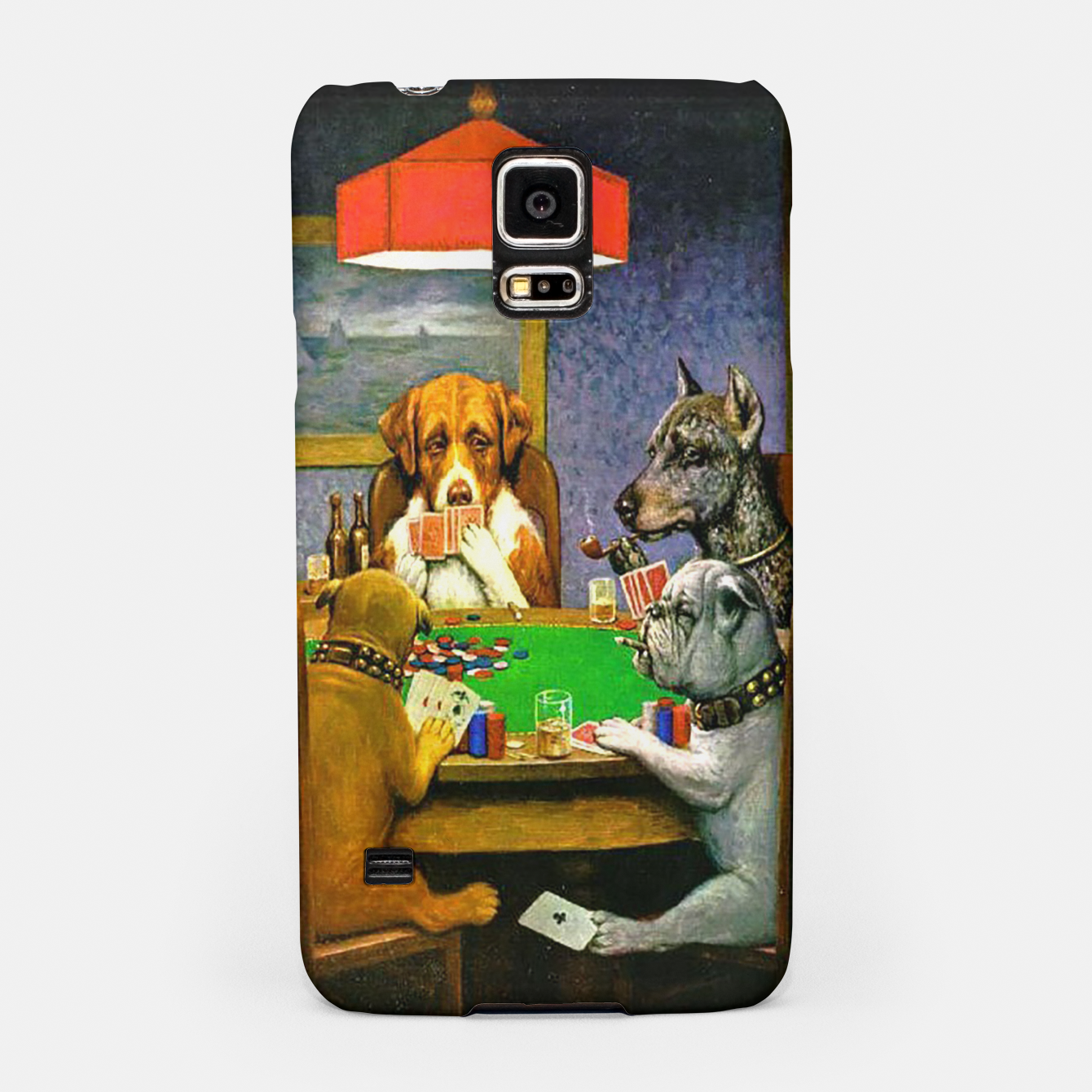 Image of A FRiEND iN NEED BY COOLiDGE Samsung Case - Live Heroes