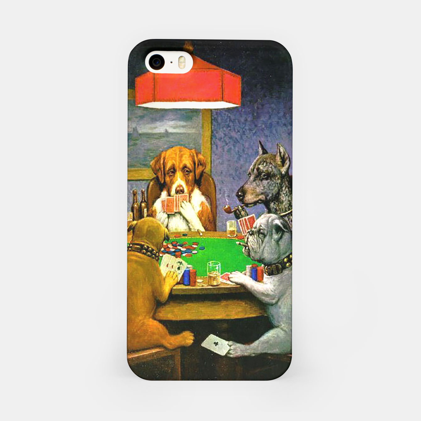 Image of A FRiEND iN NEED BY COOLiDGE iPhone Case - Live Heroes