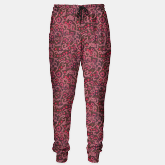 Thumbnail image of Pink Flowers, Blush Curves Sweatpants, Live Heroes