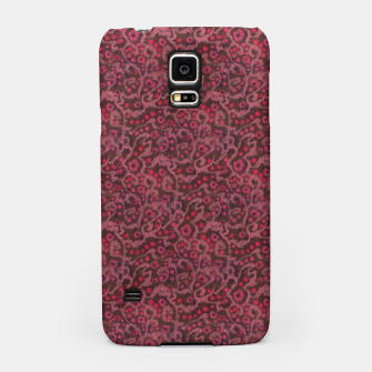 Thumbnail image of Pink Flowers, Blush Curves Samsung Case, Live Heroes