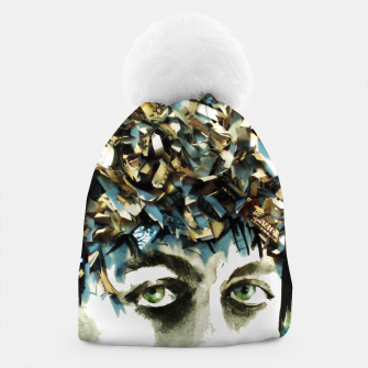Thumbnail image of BJA punk rock dollar stars and stripes C edition Beanie, Live Heroes