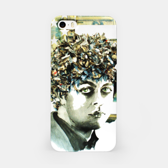 Thumbnail image of BJA punk rock dollar stars and stripes C edition iPhone Case, Live Heroes