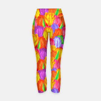 Thumbnail image of Tulip Yoga Pants, Live Heroes