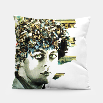 Thumbnail image of BJA punk rock dollar stars and stripes L edition Pillow, Live Heroes